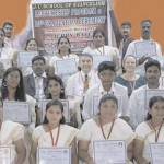 10th Graduation Program J.C.School of Evangelism at Karnataka